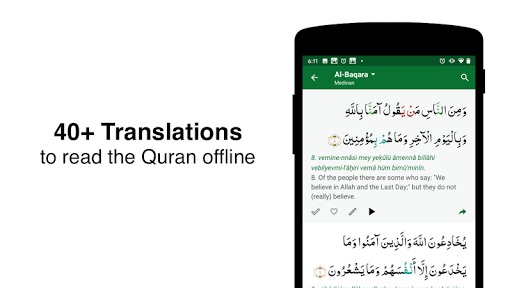 Muslim Pro - Prayer Times, Azan, Quran & Qibla 11.1 screenshots 9