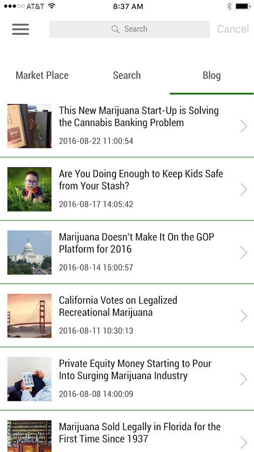 dispensaries.com- screenshot