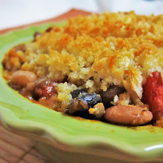 Hearty Bean Cassoulet [Vegan]