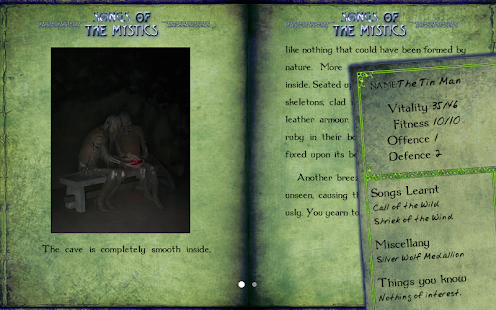 GA 11: Songs of the Mystics- screenshot thumbnail