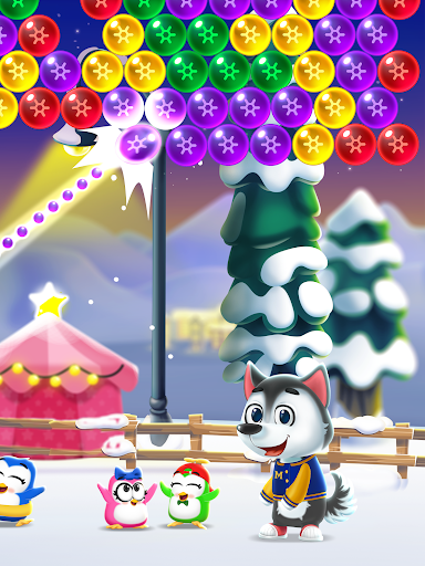 Frozen Pop - Frozen Games & Bubble Pop! 2 screenshots 11