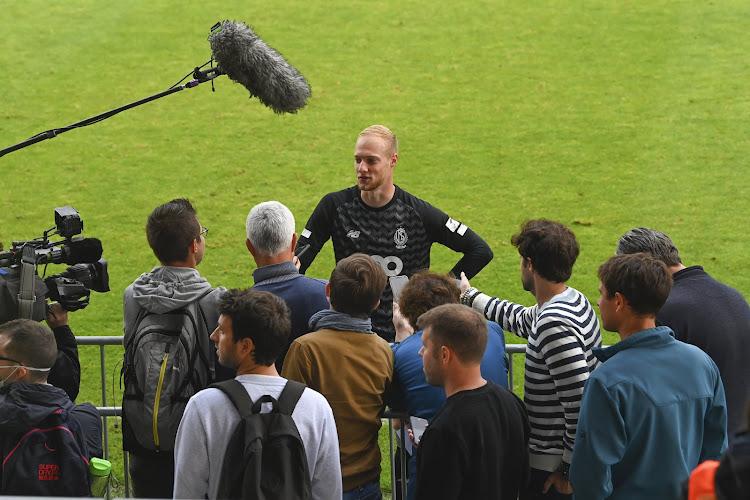 Arnaud Bodart évoque le nouveau coach du Standard et ses ambitions pour la saison à venir