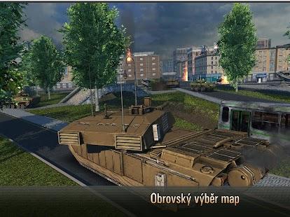Armada: World of Modern Tanks - náhled