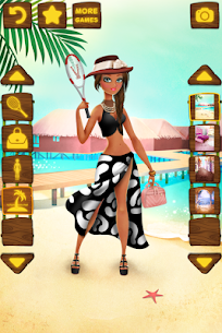 Vacation Summer Dress Up 4