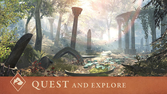 The Elder Scrolls: Blades Asia 1.6.3.1 APK + Mod (Free purchase) for Android