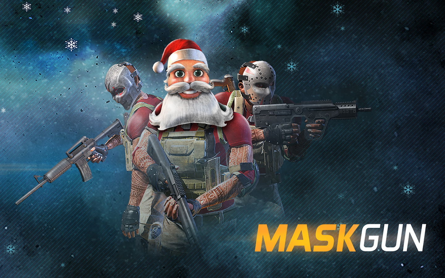MaskGun ® - Multiplayer FPS- screenshot
