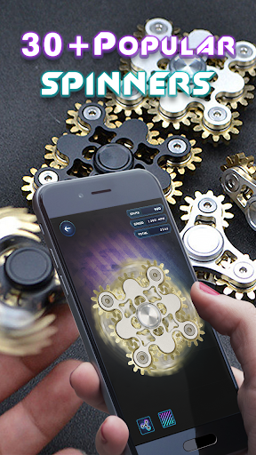 Fidget Spinner - iSpinner  screenshots 2