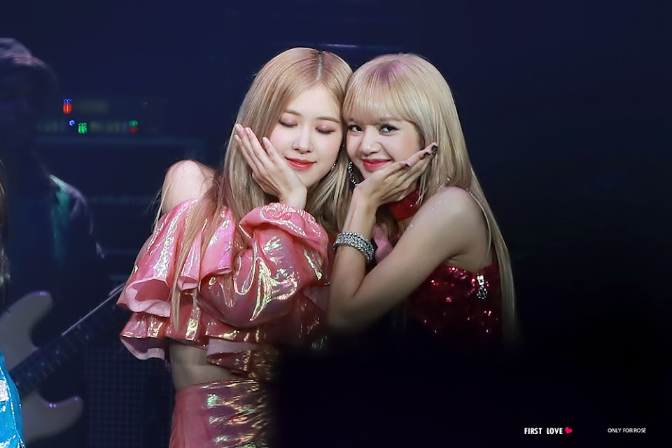 BLACKPINK's Lisa And Rosé Reveal How Much They Relied On Each Other During  Their Trainee Days - Koreaboo