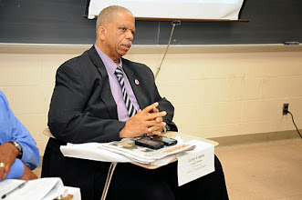Photo: Leroy Comrie, Council Member, The NYC Council.