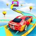 Furious Car Stunts Mega Ramp Car Games