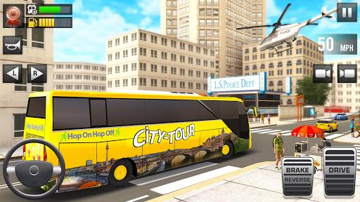 Ultimate Bus Driving - 3D Driver Simulator 2020 1.8 screenshots 1