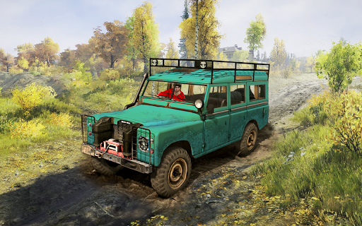 Offroad Drive : Exterme Racing Driving Game 2019 apkpoly screenshots 4