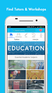 Learnly - Tuition Marketplace- screenshot thumbnail