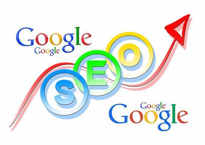 logo Google SEO