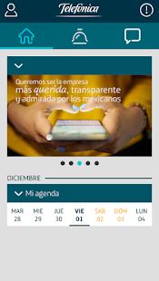 Smartapp Telefónica - náhled