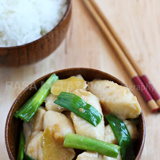Ginger and Scallion Fish Recipe (姜葱鱼片).