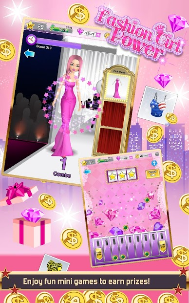 Fashion Girl Power screenshot 6