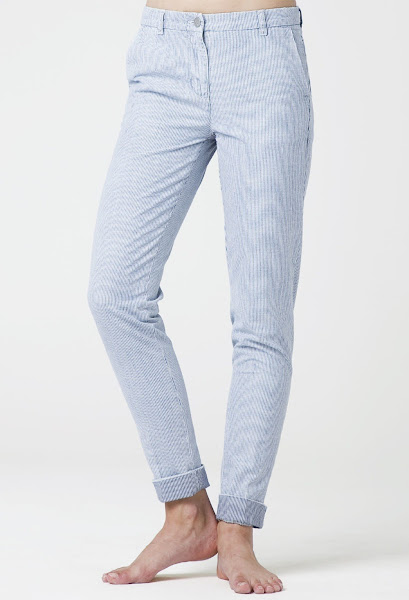 Photo: The MiH Jeans Tokyo in Stripey. Shop this style http://www.mih-jeans.com/chloe-lonsdale-picks/the-tokyo-stripey.html