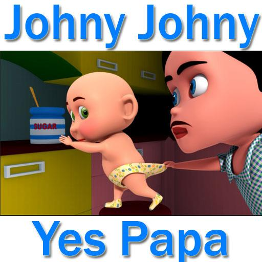 Johny johny yes papa a video song app for kids apk download.