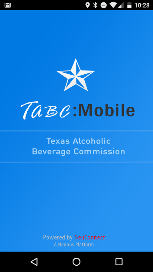 TABC: Mobile- screenshot