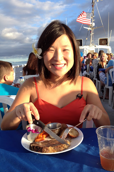 Photo: Maui sunset dinner cruise http://ow.ly/caYpY