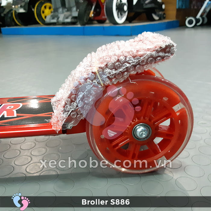 Xe trượt Scooter Broller S886 10