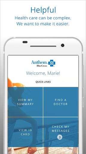 玩免費醫療APP|下載Anthem BC Anywhere app不用錢|硬是要APP
