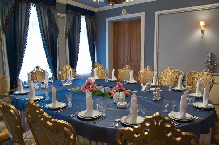 Фото №3 зала Зал «Синий»