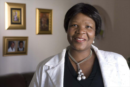 Vytjie Mentor. File photo.