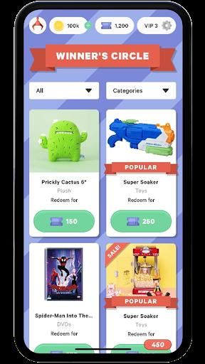 Winner Winner Live Arcade - Real Claw Machines 1.4.0 screenshots 5
