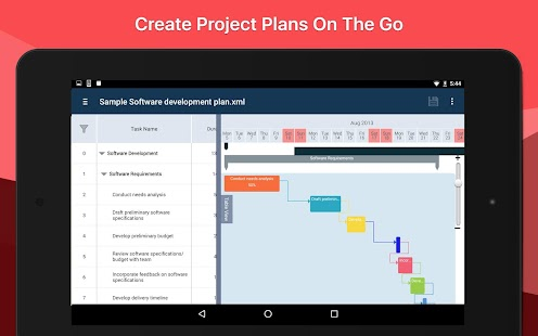 Project Planning Pro- screenshot thumbnail