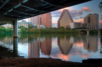 Photo: One of my favorite places to take the dog :)  #Austin #HDR