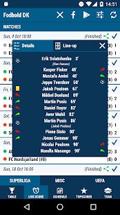 Fodbold DK - náhled