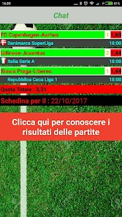 Pronostici Calcio - náhled