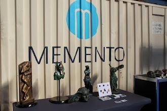 Photo: Memento booth at REAL2015 Main Hall