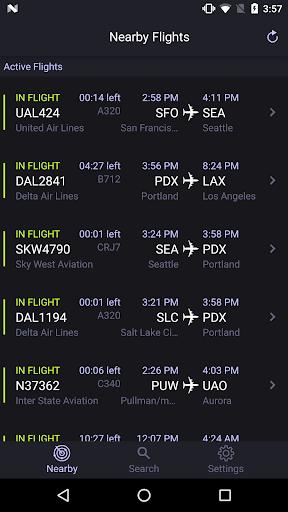 FlightTracker Pro screenshot 1