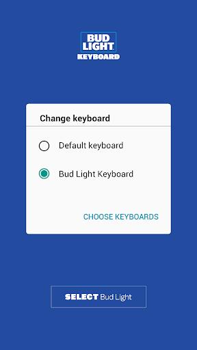 免費下載遊戲APP|Bud Light Keyboard app開箱文|APP開箱王