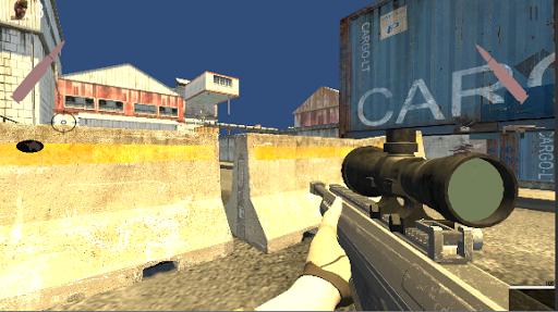Elite Strike Zombie Hunter android2mod screenshots 2