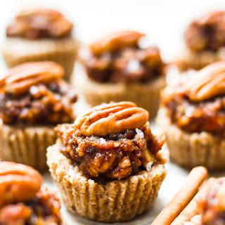 No-Bake Pecan Pie Mini Tarts Recipe