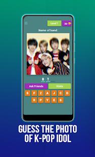 Kpop Idol Quiz - náhled