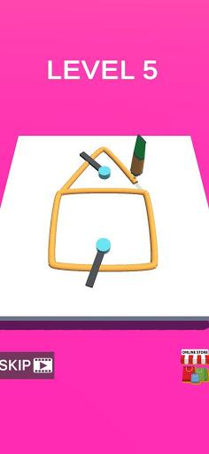 Line Color Painter screenshot 1