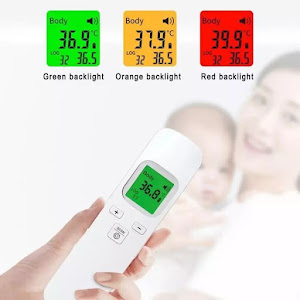 Termometru frontal digital cu infrarosu GP-100 PRO