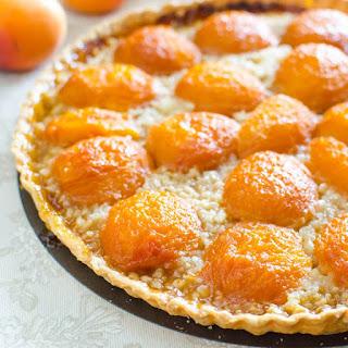 Apricot Almond Tart