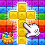 Fruit Cubes Puzzle Icon