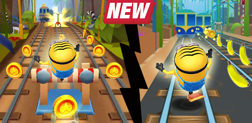 Subway Banana Run Surf for PC