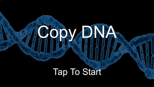 Copy DNA