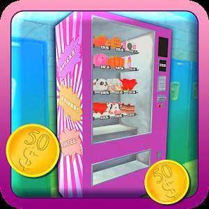 Vending Machine Fun Kids Game