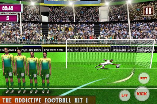 Télécharger Football Strike World Free Flick League Games APK MOD 2