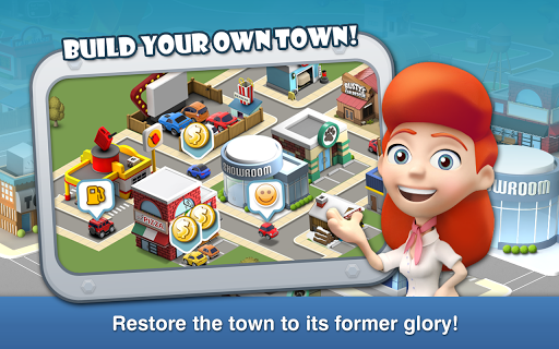 Car Town Streets screenshot 1
