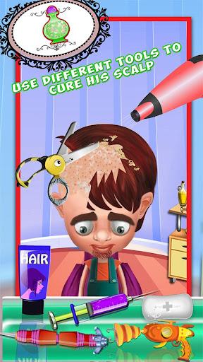 頭髮外科醫生模擬
